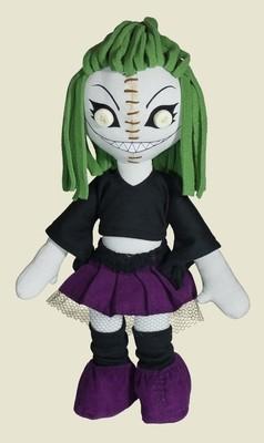 Fobya, la poupée de chiffon