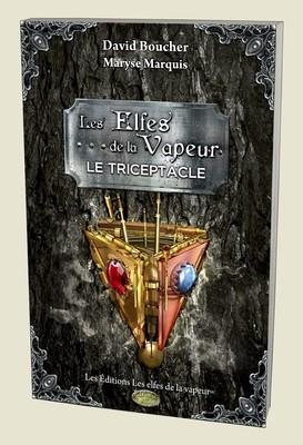 Tome 3: Le Triceptacle, édition régulière