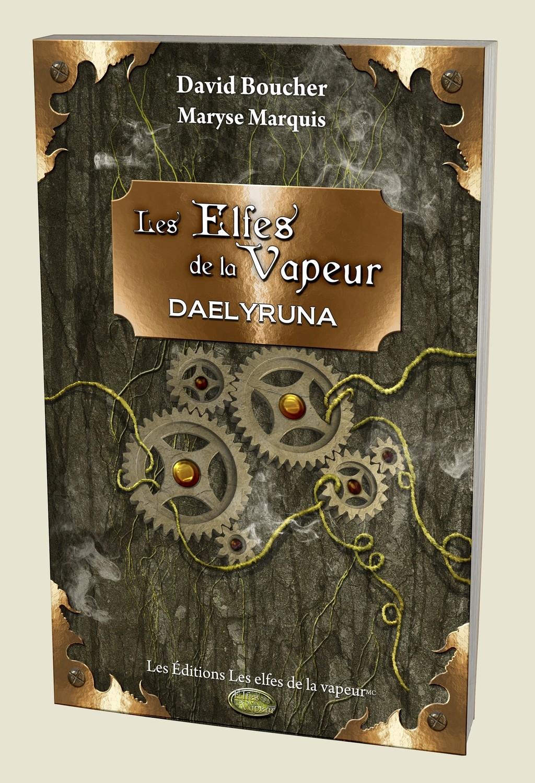 Tome 1 : Daelyruna, édition régulière