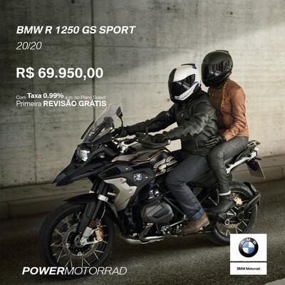 BMW R 1250 GS SPORT 20/20