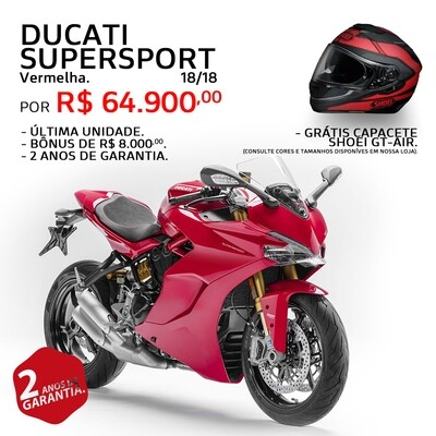 DUCATI SUPERSPORT 18/18