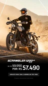 Triumph Scrambler 1200 XC 19/20