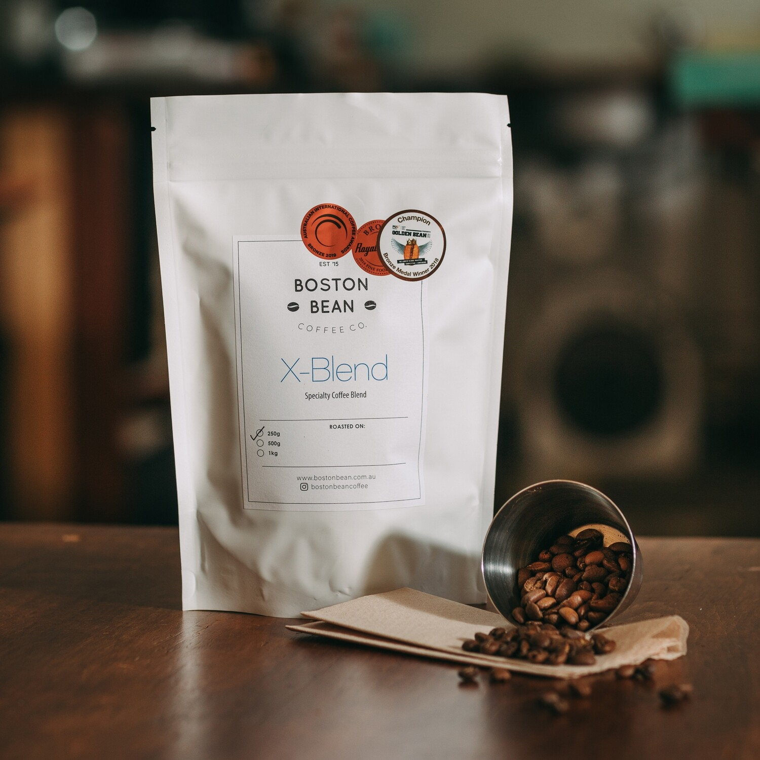 X-Blend Specialty Coffee Blend