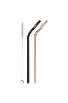 Cheeki Bent Straw 2 Pack