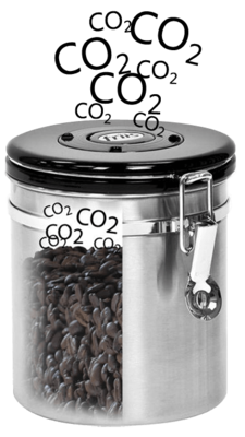 Friis – Coffee storage container