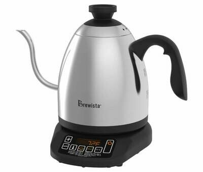 Brewista Smart Pour™ 1.2L Variable Temperature Gooseneck Kettle