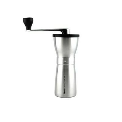 Hario Coffee Mill Slim Pro - Black or Silver