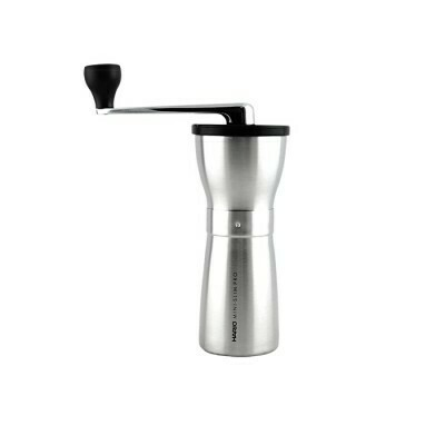Hario Coffee Mill Slim Pro - Black or Silver