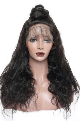 """Kelly"" Human Hair Wig"