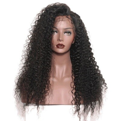 """Shania"" Human Hair Wig"