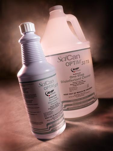 OPTIM 33TB 32OZ empty bottles (12/Case)