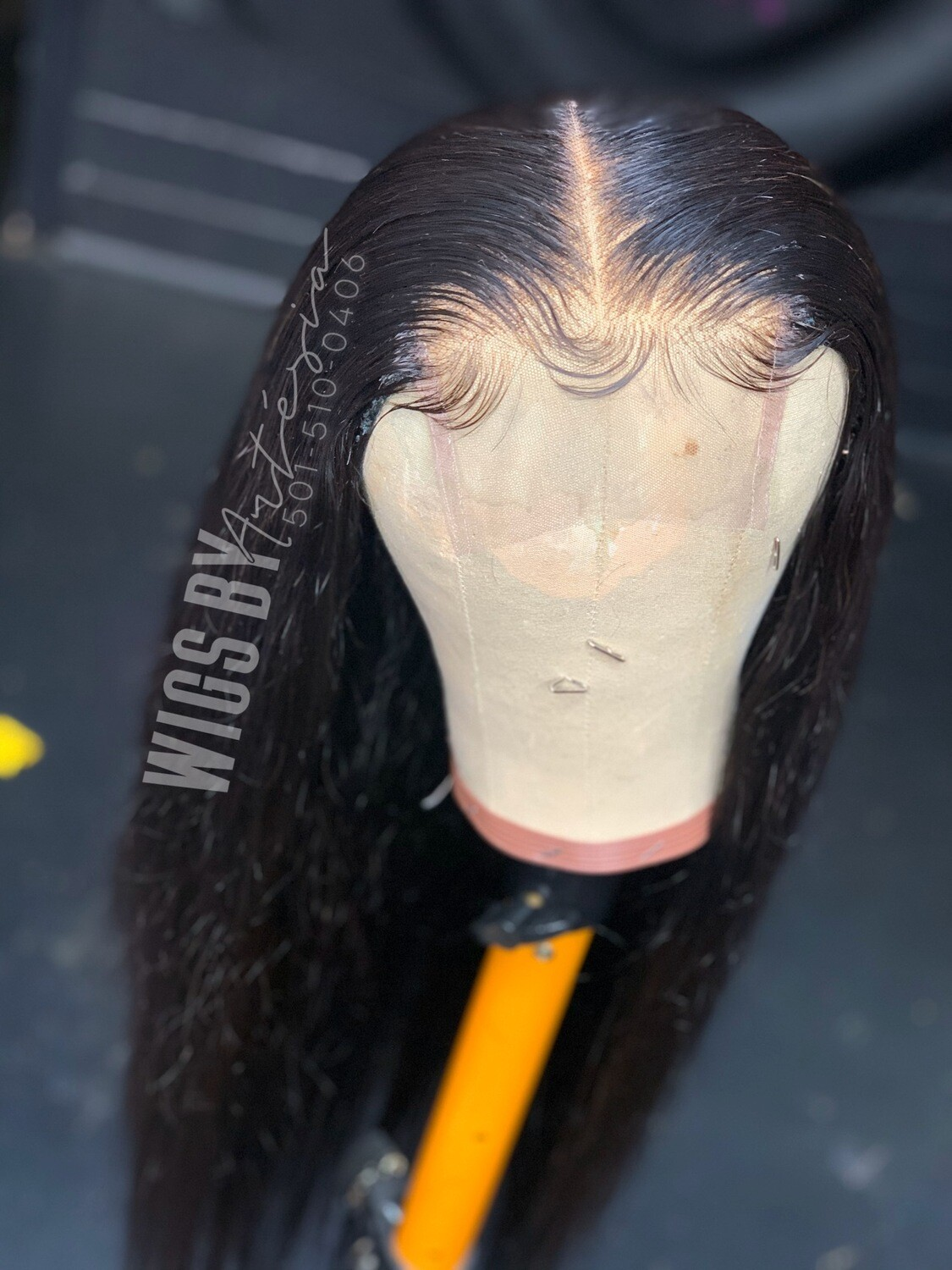 2 for 1 Wig Construction