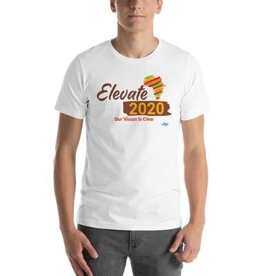 Elevate 2020 Short-Sleeve Unisex T-Shirt