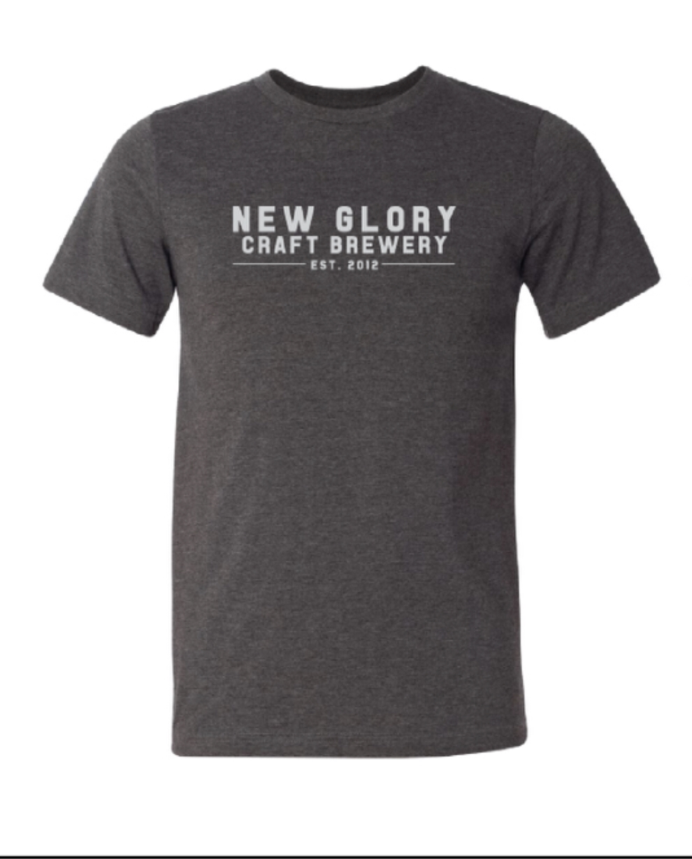 Heathered Grey Standard Short Sleeve 00001