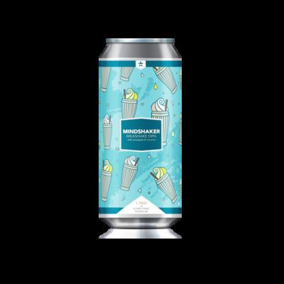 Mindshaker Milkshake DIPA (Pineapple/ Coconut) 4-Pack