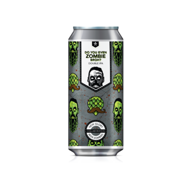 Do You Even Zombie Broh? DIPA (4-Pack)