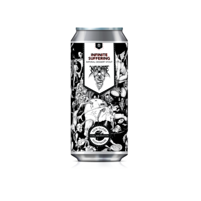 Infinite Suffering Imperial Dessert Stout (Single Can)