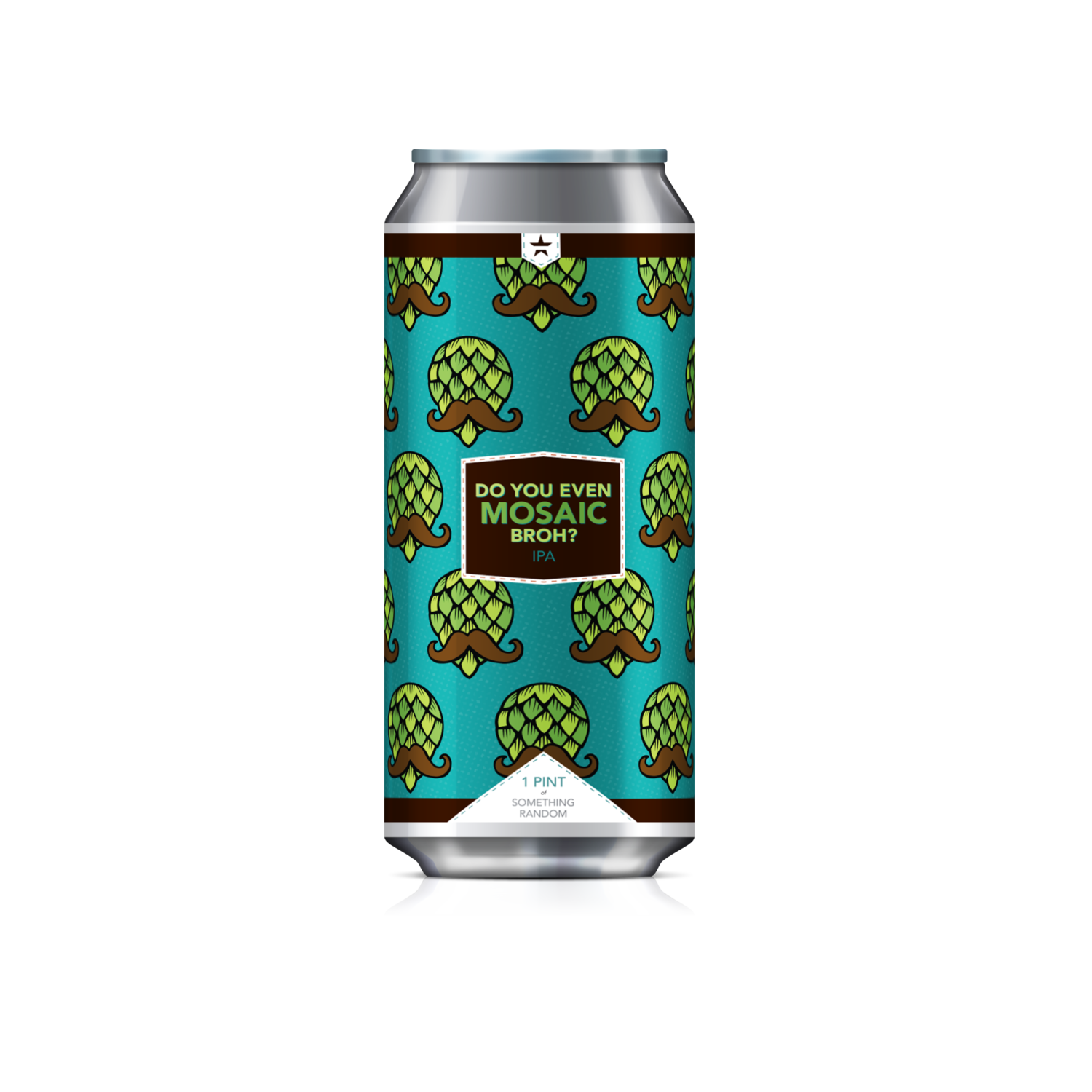 Do You Even Mosaic Broh? Case (6) 4-Packs *Shipping for CA Only