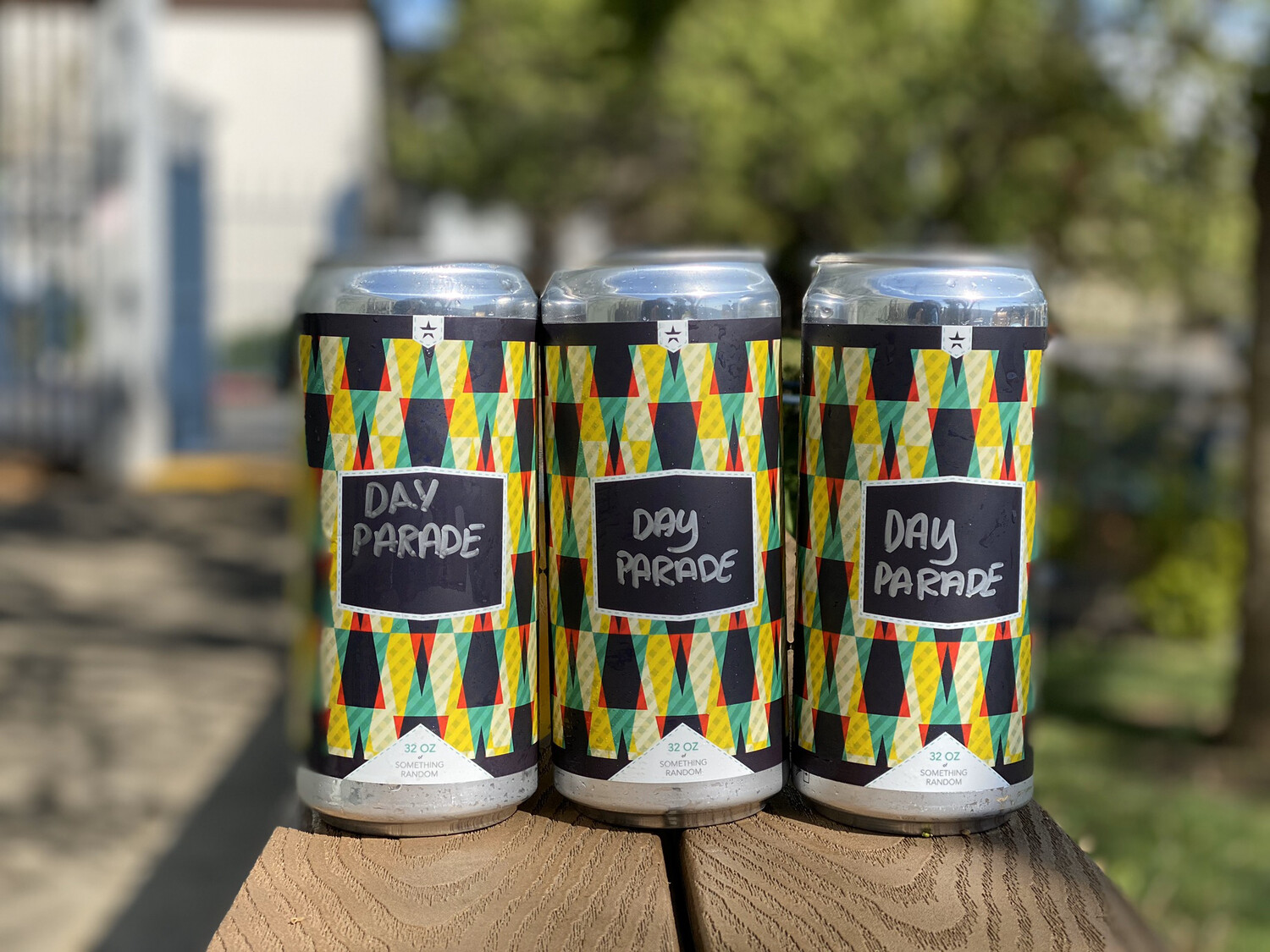 3 Pack Of Day Parade Crowlers