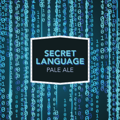Secret Language (5 Gallon Keg) - PRE ORDER FOR 5/22 PICK UP