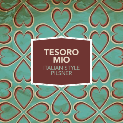 Tesoro Mio (5 Gallon Keg) - PRE ORDER FOR 5/22 PICK UP