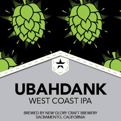 Ubahdank IPA (5 Gallon Keg) - PRE ORDER FOR 5/22 PICK UP