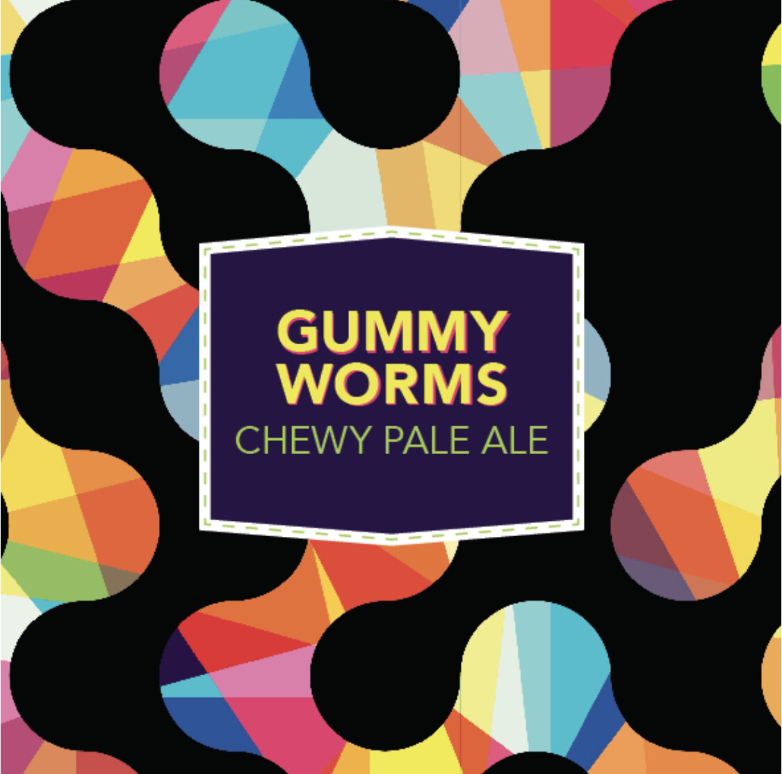 Gummy Worms (5 Gallon Keg)
