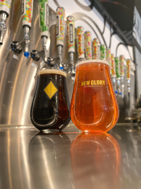 13.5oz Beer Week Tribute Glass
