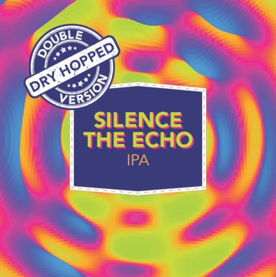 DDH Silence The Echo (5 Gallon Keg)