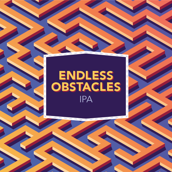 Endless Obstacles (5 Gallon Keg)