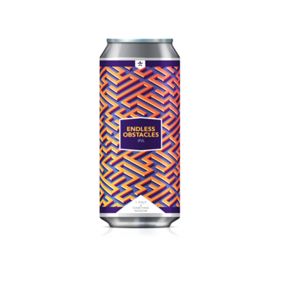 Endless Obstacles 4-Pack (West Coast IPA)