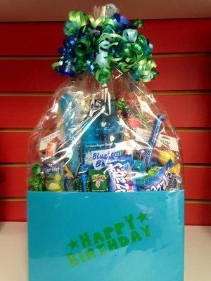 3 Piece Birthday Gift Basket