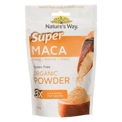 NW SUPERFOODS MACA POWDER 100G