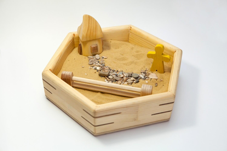 Песочница для дома