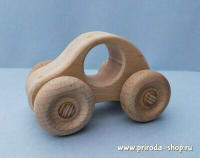 Деревянная машинка - конструктор