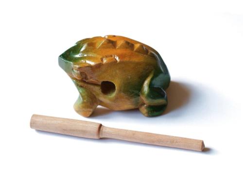 Трещотка-лягушка