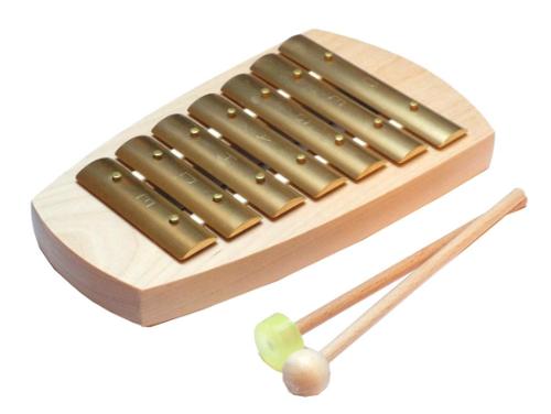 Металлофон открытый пентатонический 7 нот
