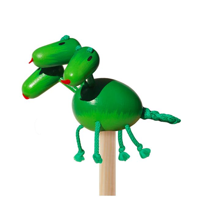 """Пальчиковая игрушка """"Змей-Горыныч"""", ТМ """"Вальда"""""""