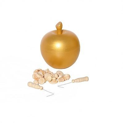 Бирюльки (золотое яблоко), Вальда