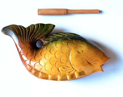 Трещётка-рыбка