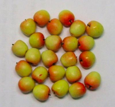 Яблочки 1 см (10 шт)
