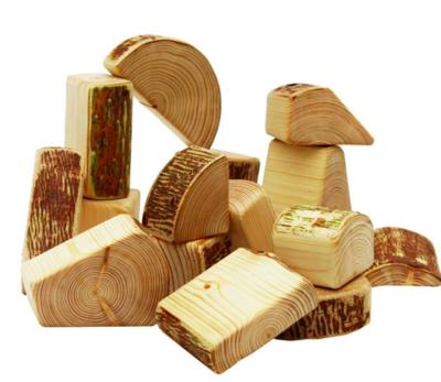 Кубики для малышей (15 элементов)