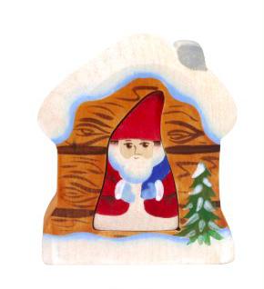 Дед Мороз в доме
