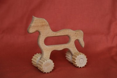 Лошадка-массажер