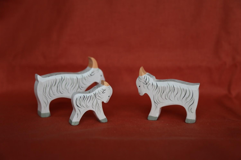 Семья коз, Лукоморье