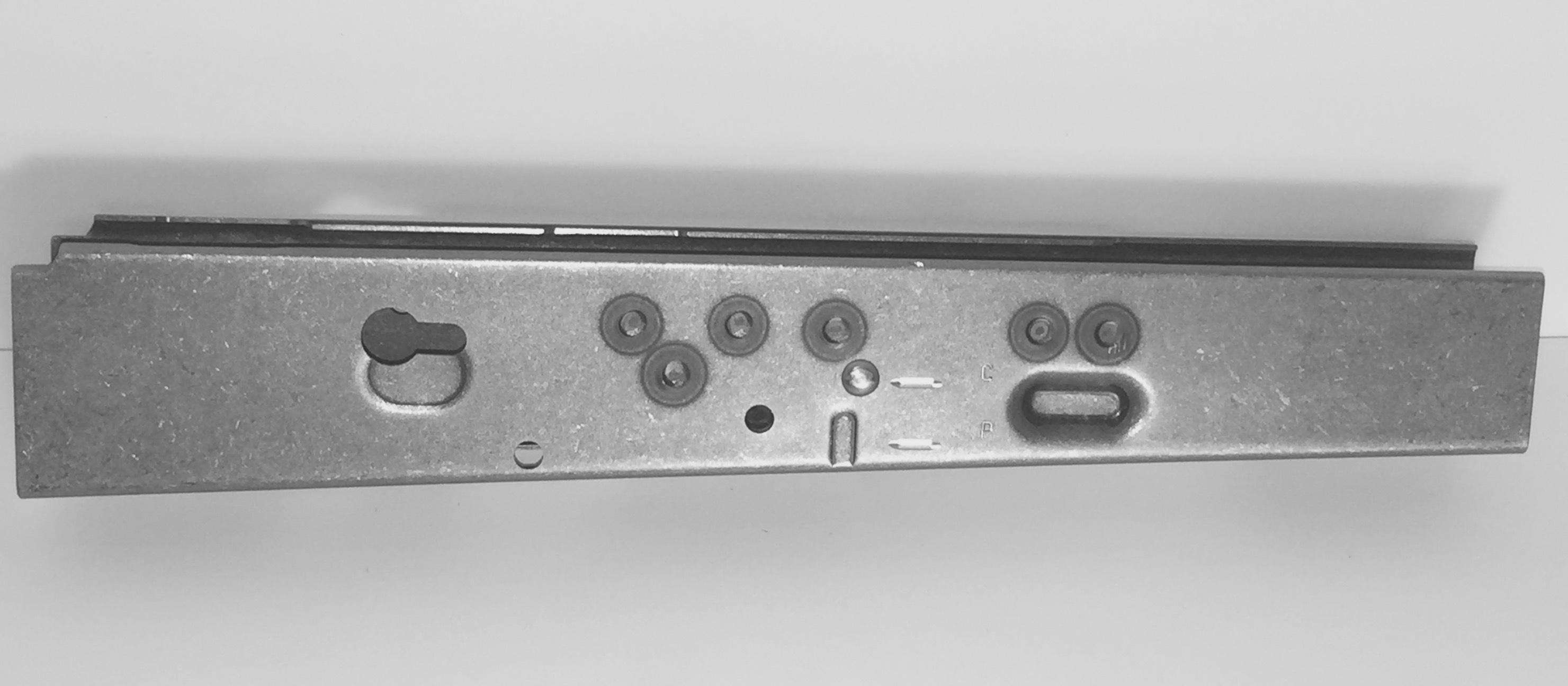 Ak 47 80 receiver - 00045 Forty 7