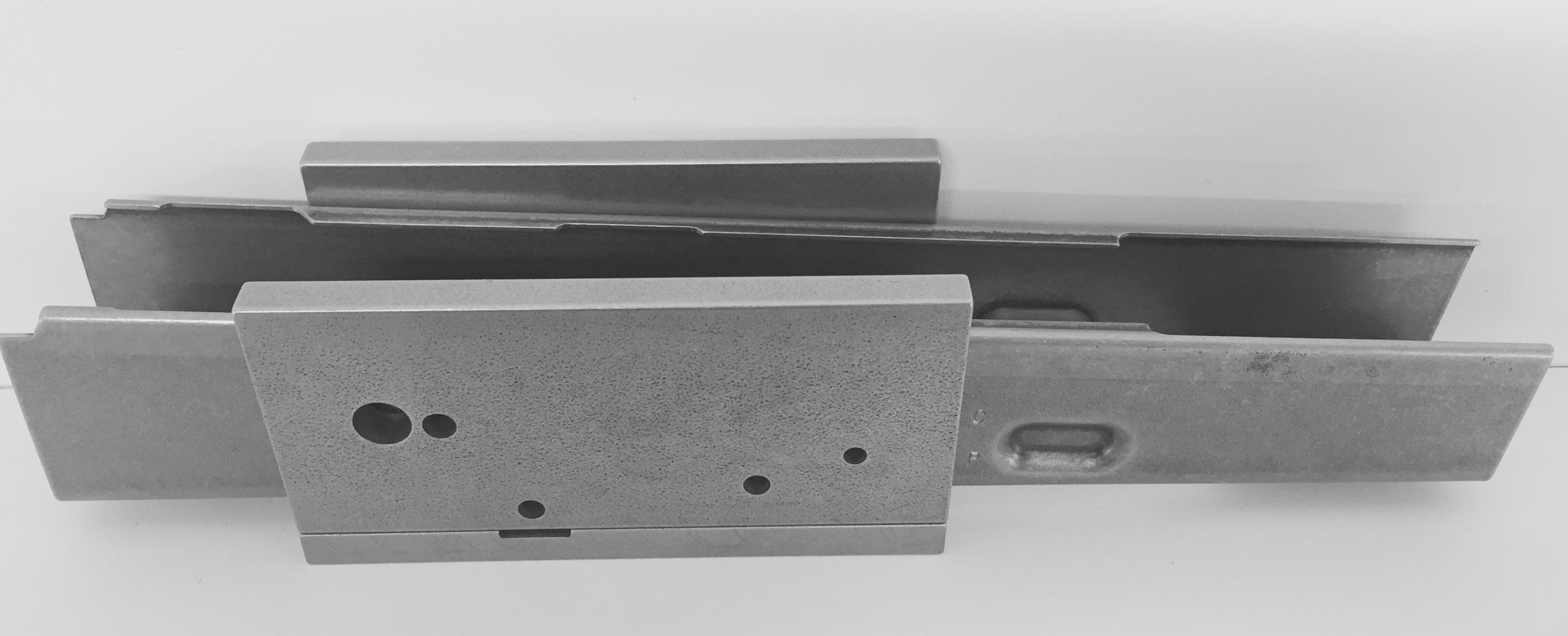 Ak 47 80 receiver - 0001 Ak Blank Drill Jig