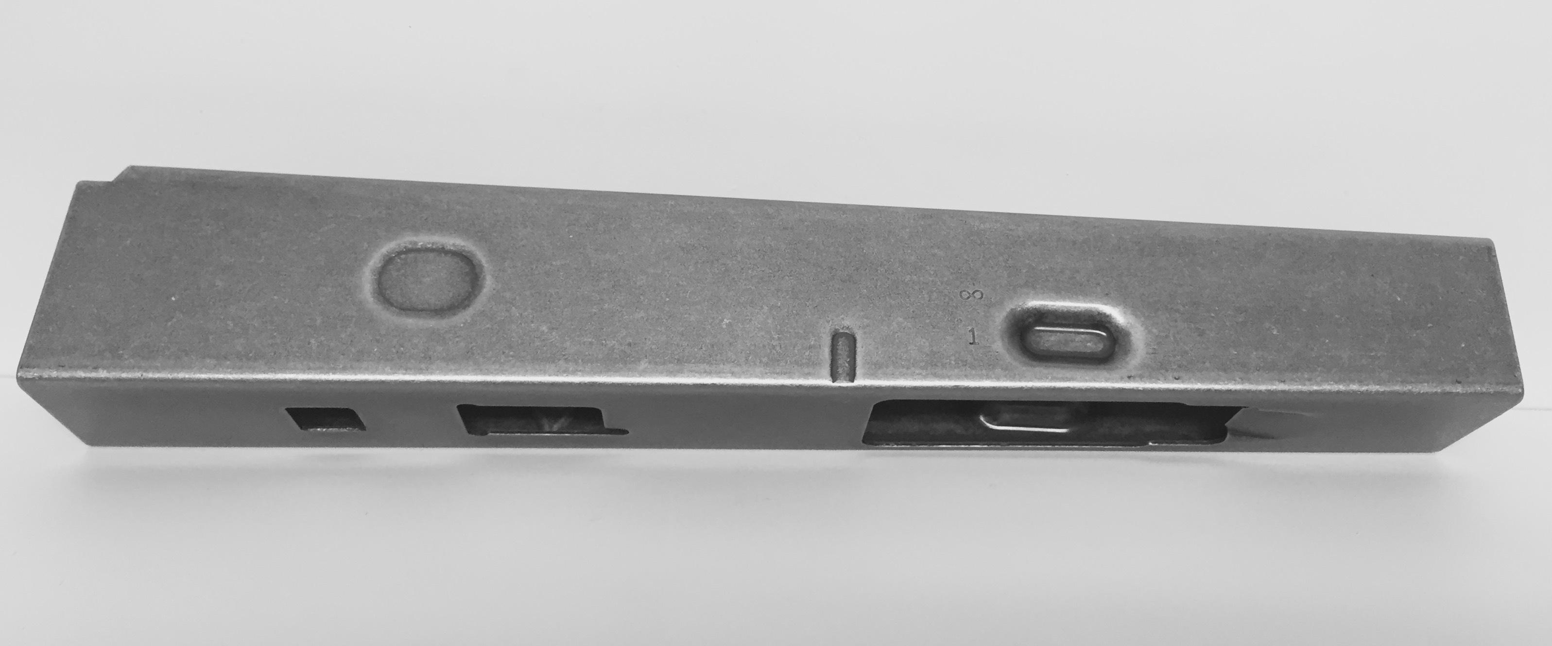 Ak 47 80 receiver - Hungarian Ak Blank Right Side View