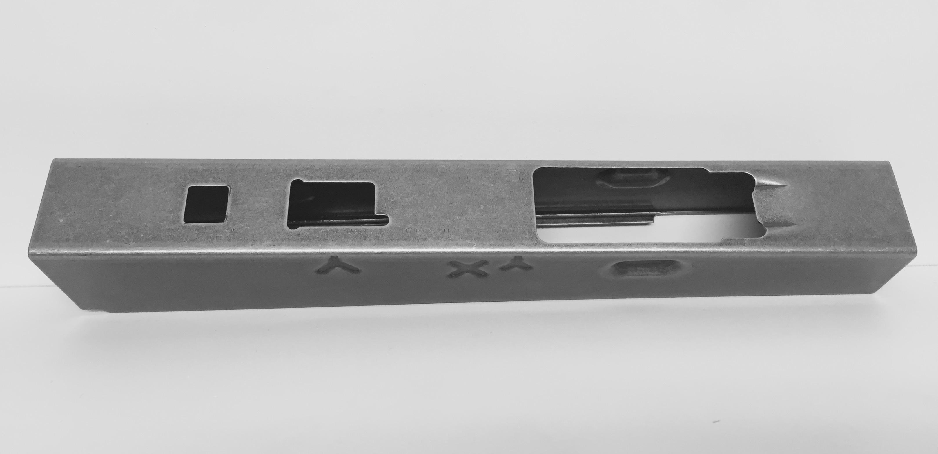 Ak 47 80 receiver - Hungarian Ak Blank Right Side View Hungarian Ak Blank Bottom View