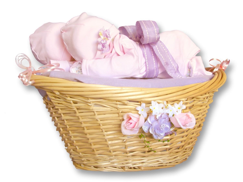 meilleur site web a2d7a d36d6 Twins Baby Basket - Girl